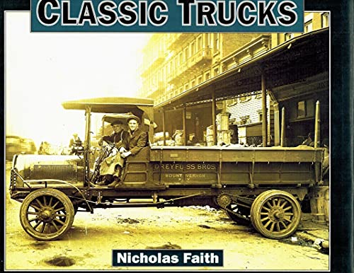 Classic Trucks: Faith, Nicholas
