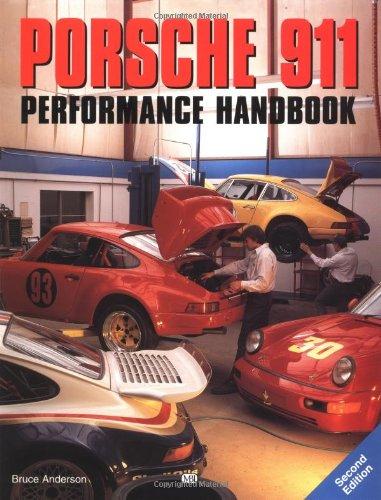 9780760300336: Porsche 911 Performance Handbook