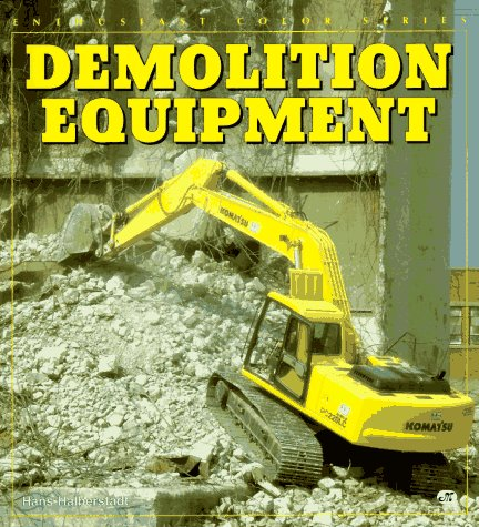 9780760300428: Demolition Equipment