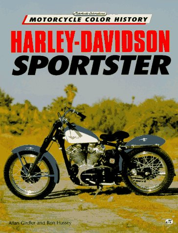 9780760300671: Harley-Davidson Sportster (Motorbooks International Motorcycle Color History)
