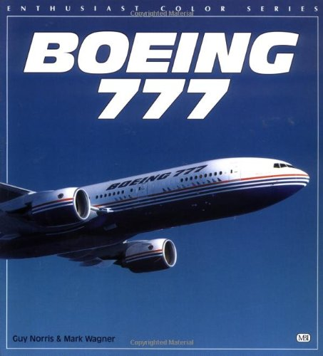 9780760300916: Boeing 777 (Enthusiast Color)