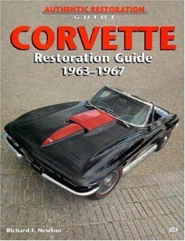 Restoration corvette guide pdf