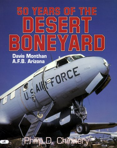 50 Years of the Desert Boneyard, Davis Monthan A.F.B. Arizona