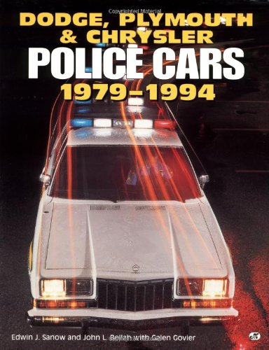 9780760301975: Dodge, Plymouth & Chrysler Police Cars 1979-1994