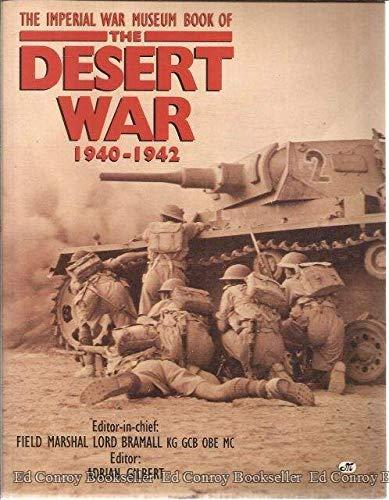 9780760302002: The Imperial War Museum Book of the Desert War