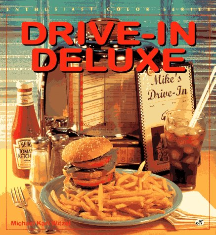 9780760302118: Drive-In Deluxe (Enthusiast Color Series)