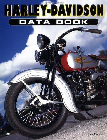 9780760302262: Harley-Davidson Data Book, 1903-1996
