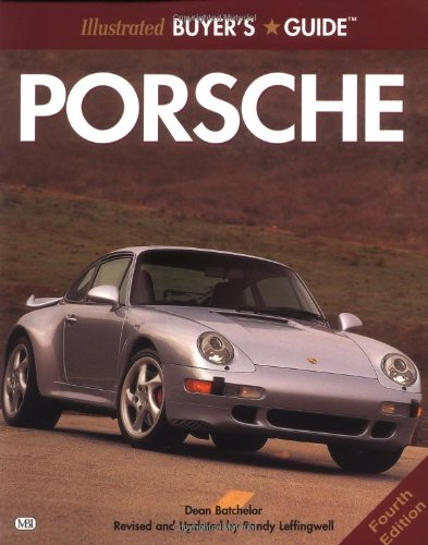 9780760302279: Illustrated Porsche Buyer's Guide (Illustrated Buyer's Guide)