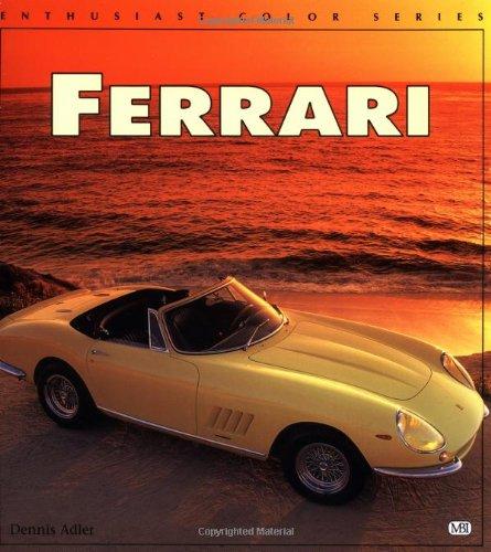 9780760302736: Ferrari (Enthusiast Color) (Enthusiast Color S.)
