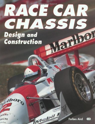 9780760302835: Race Car Chassis: Design and Construction (Powerpro)