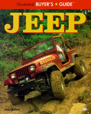 9780760302996: Jeep (Illustrated Buyer's Guide)