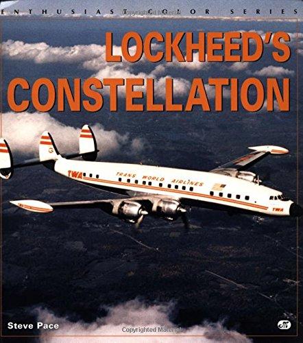 9780760303030: Lockheed's Constellation (Enthusiast Color)