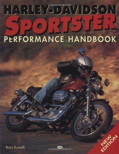 9780760303078: Harley-Davidson Sportster Performance Handbook (Motorbooks Workshop)