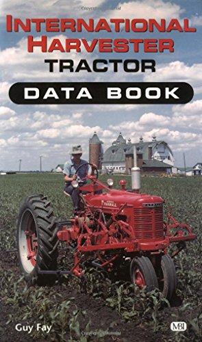 9780760303214: International Harvestor Tractor Data Book