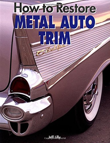 9780760303313: How to Restore Metal Auto Trim (Motorbooks Workshop)