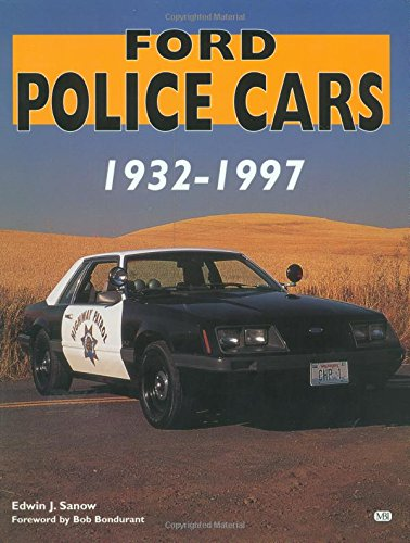 9780760303726: Ford Police Cars 1932-1997