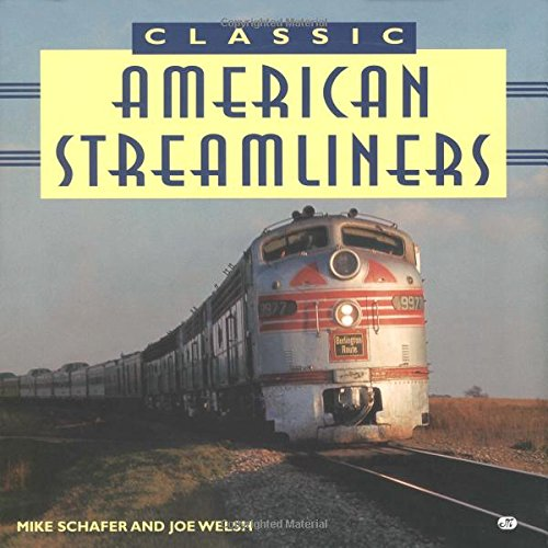 9780760303771: Classic American Streamliners