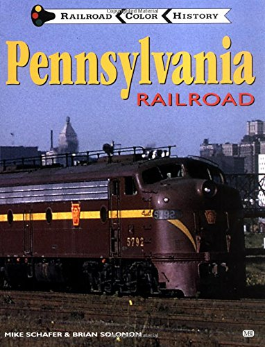9780760303795: Pennsylvania Railroad