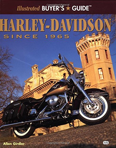 9780760303832: Harley-Davidson Since 1965 (Illustrated Buyer's Guide)