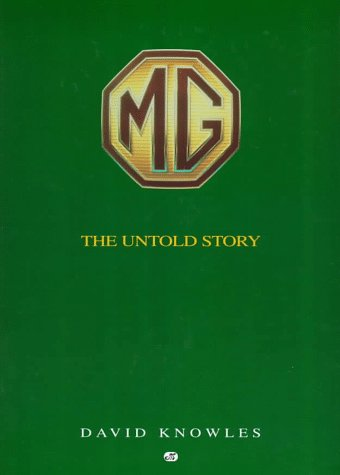 Mg: The Untold Story: Knowles, David A.