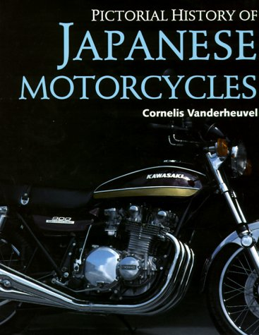 9780760304105: Pictorial History of Japanese Motorcycles