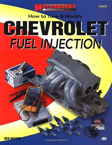 9780760304228: How to Tune & Modify Chevrolet Fuel Injection (Motorbooks Workshop)