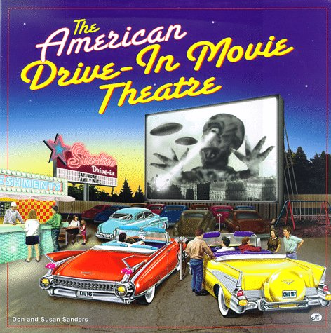9780760304259: The American Drive-In Movie Theatre