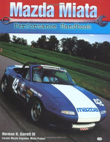 9780760304372: Mazda Miata Performance Handbook (Motorbooks Workshop)