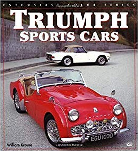 9780760304501: Triumph Sports Cars (Enthusiast Color)