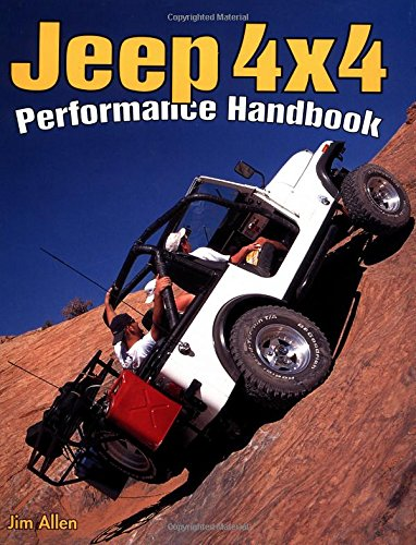 9780760304709: Jeep 4x4 Performance Handbook (Motorbooks Workshop)