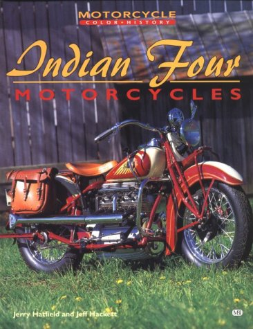 9780760304921: Indian Four Motorcycles (Motorcycle Colour History)