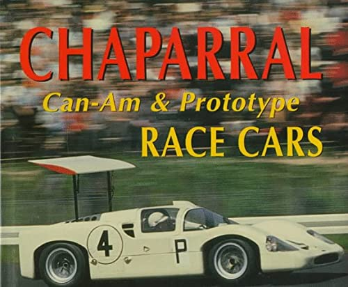 9780760305089: Chaparral Can-Am and Prototype Race Cars