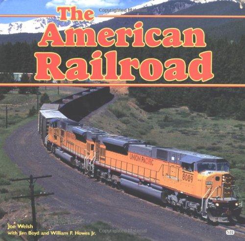 9780760305126: The American Railroad