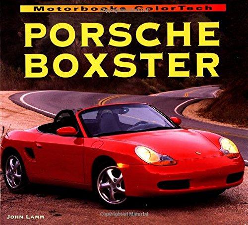 9780760305195: Porsche Boxster (ColorTech)