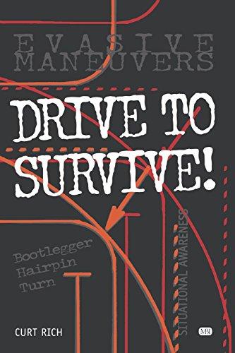 Drive to Survive (Motorbooks Workshop): Curt Rich