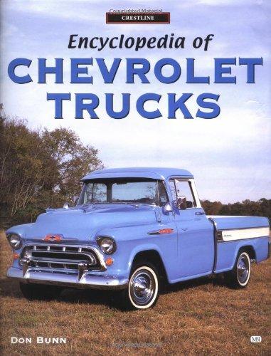 Encyclopedia of Chevrolet Trucks (Crestline): Bunn, Don