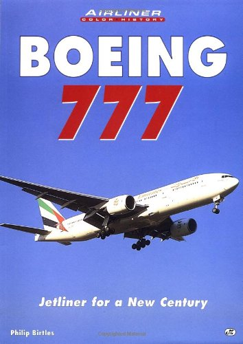 9780760305812: Boeing 777 (Airliners in Color)