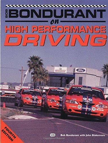 9780760306031: Bob Bondurant on High Performance Driving