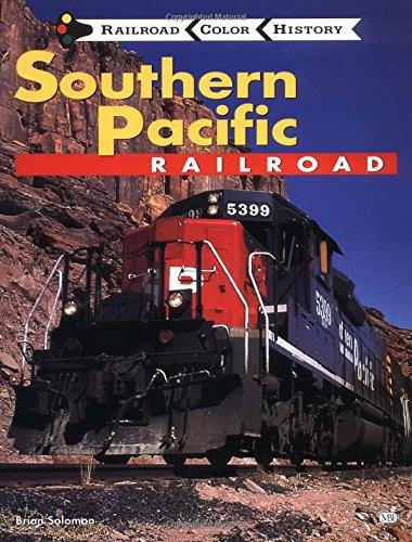 9780760306147: Southern Pacific Railroad