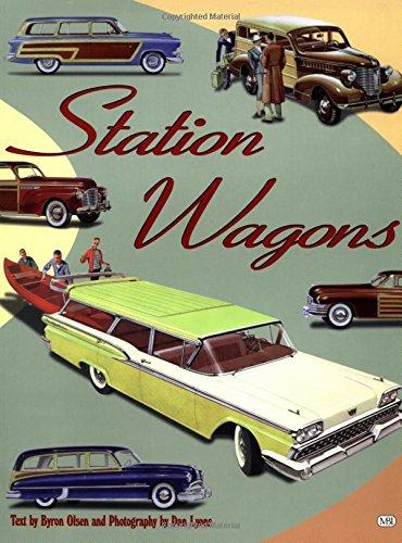9780760306321: Station Wagons