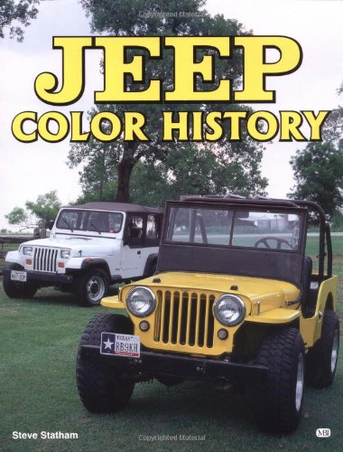 9780760306369: Jeep Color History