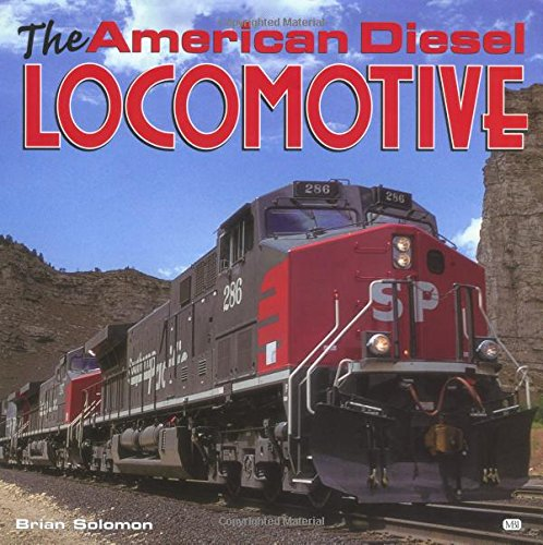 9780760306666: The American Diesel Locomotive