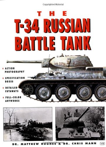 9780760307014: The T-34 Russian Battle Tank