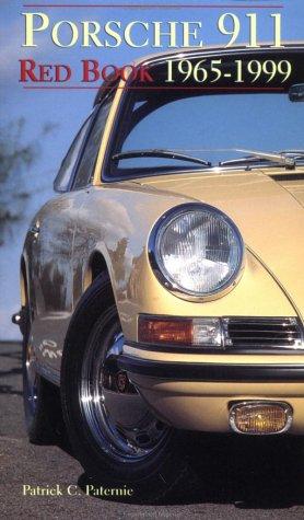9780760307236: Porsche 911 Red Book: 1965 1999