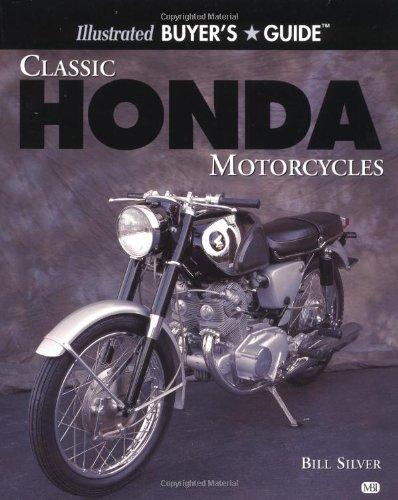 9780760307496: Classic Honda Motorcycles