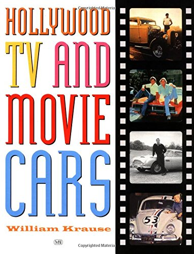 9780760307557: Hollywood TV and Movie Cars