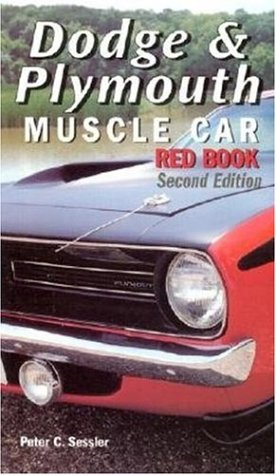 9780760308011: Dodge and Plymouth Muscle Car 1964-2000 (Red Book)