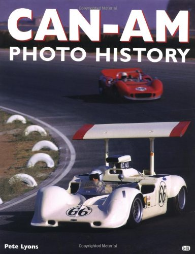 9780760308066: Can-Am: Photo-History
