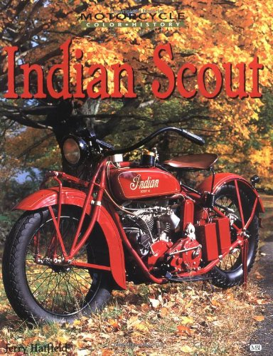 9780760308134: Indian Scout (Motorcycle Color History)