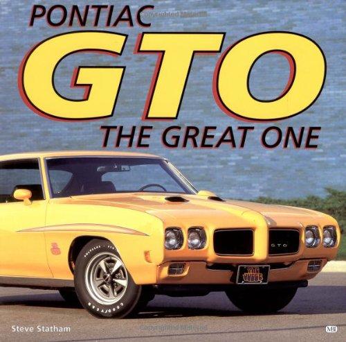 9780760308288: Pontiac GTO: The Great One